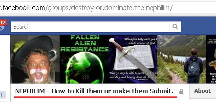 Beware the Nephilim Hunters